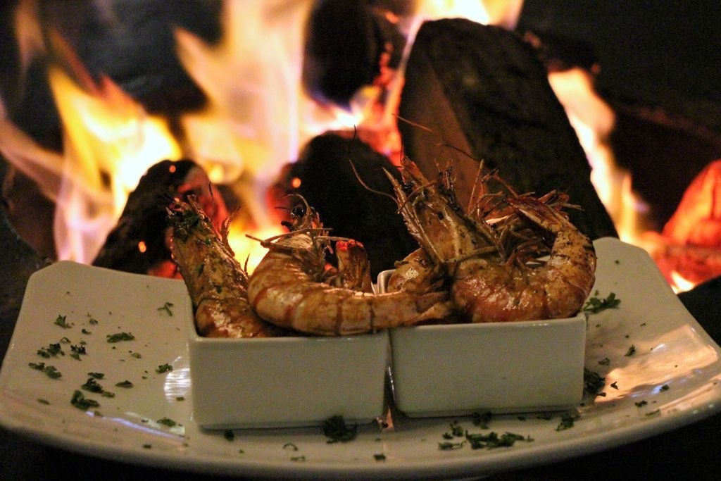 Taste of Belgium's new open fire Healthy Live Cooking experience is a must-try while in Aruba!