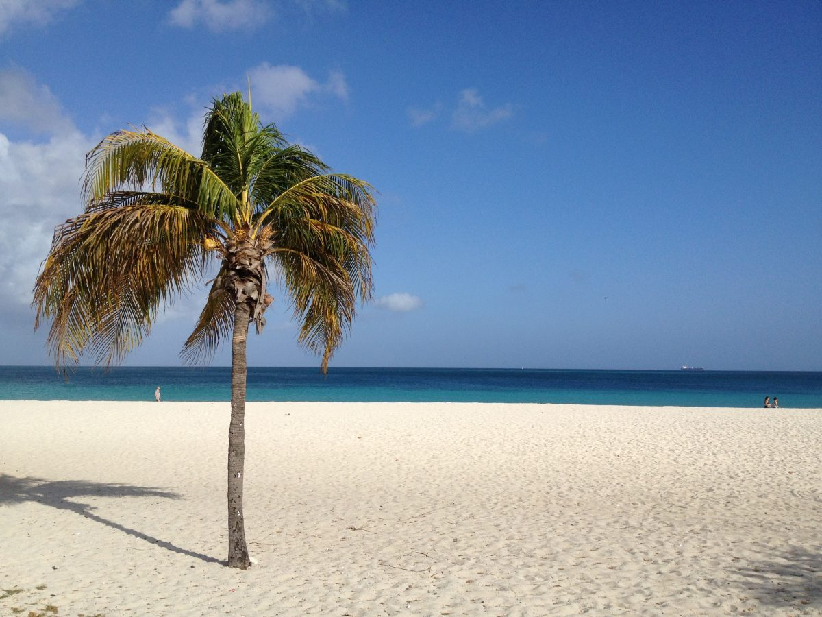 18 reasons why we love Aruba!