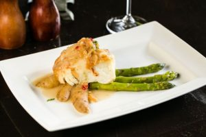 Healthy Dishes Aruba - Aqua Grill