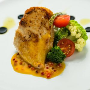 Healthy Dishes Aruba - Elements Restaurant