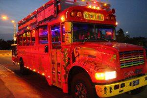 Partybus Aruba