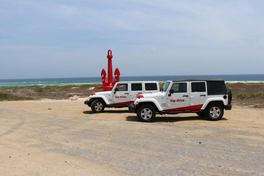 One of the Best Ways to See Aruba – in a jeep!