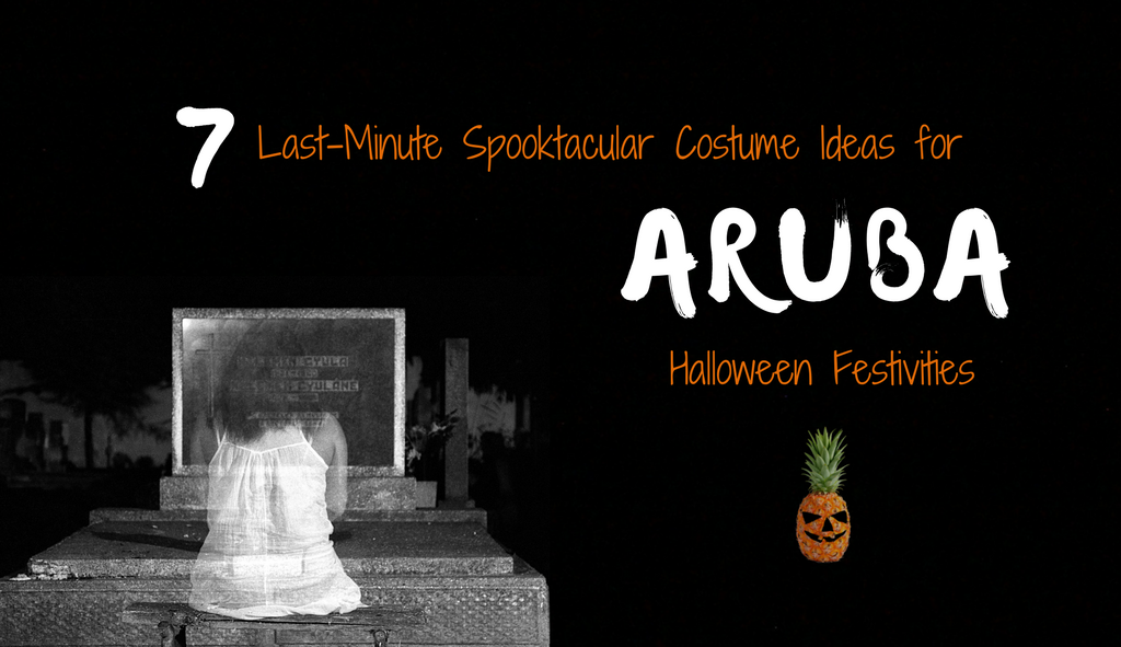 7 Last-Minute Aruba Halloween Looks for Celebrating on the Island