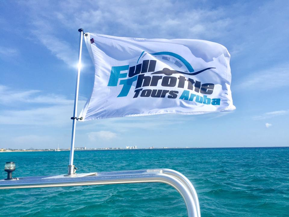 An Exhilarating Journey with Full Throttle Tours Aruba