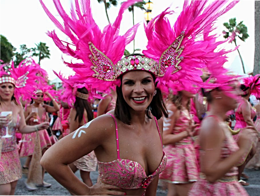 A Glimpse of Aruba's Carnival 64!