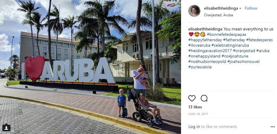 Instagram-User-Photo-at-elisabethheidinga-celebration-destination-Aruba-You-Should-be-Here-location-tag-Fathers-Day-Family-Trip-Celebrate-in-Paradise
