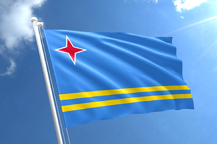 Aruba Pride: the Aruban Flag and its Symbolic Meaning