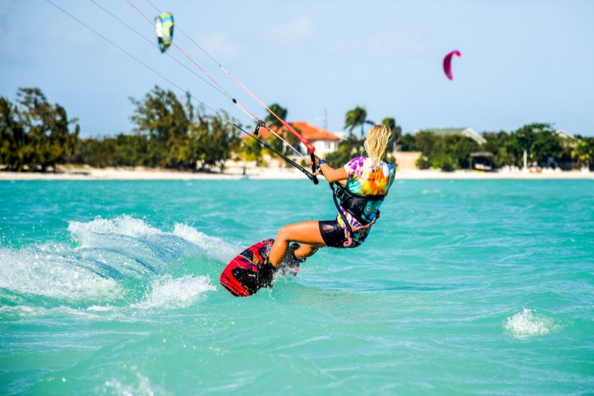 Big Airs and Good Times Await at the 2018 Aruba Hi-Winds!