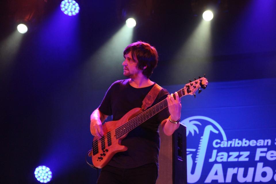 Dane Alderson - The Yellowjackets - Caribbean Sea Jazz 2018