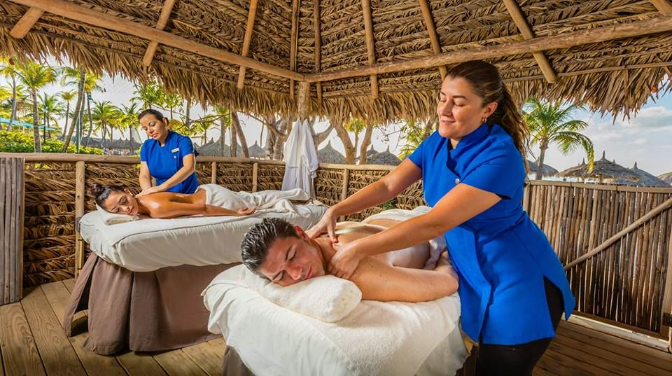 5 Places for Pampering in Aruba!
