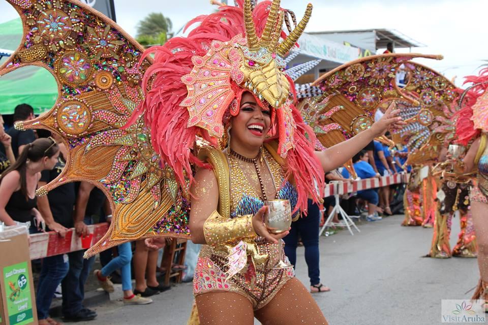 A Glimpse of Aruba's Carnival 65!