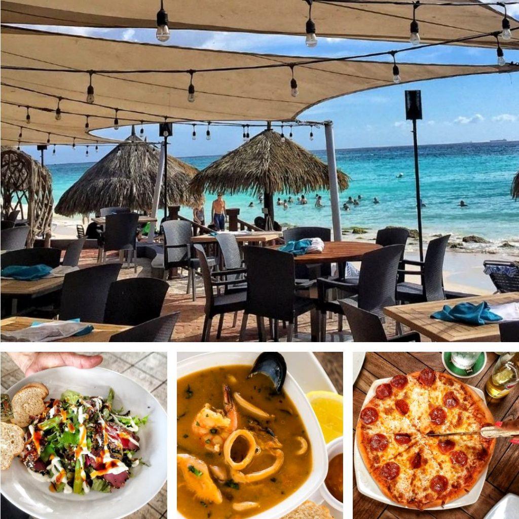 Aruba Restaurants Matthew S Beachside Restaurant Casa