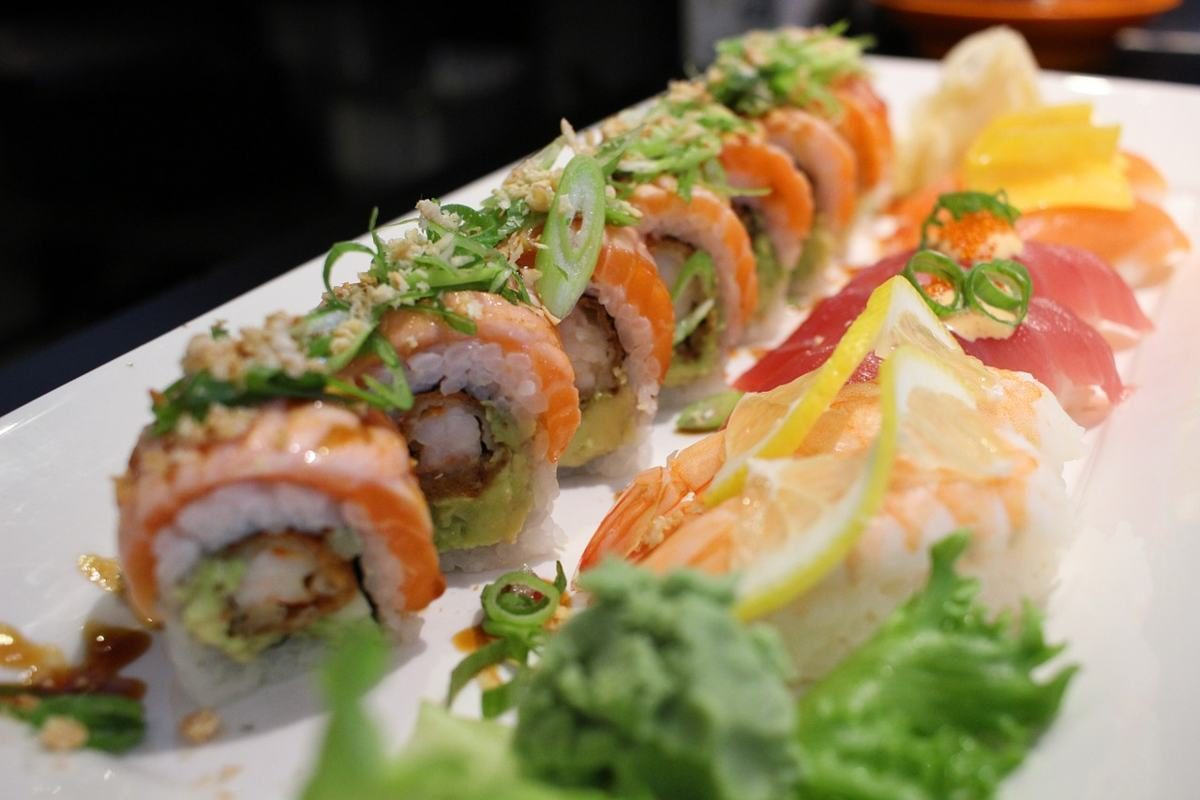 9 Places to Enjoy Tasty Sushi in Aruba