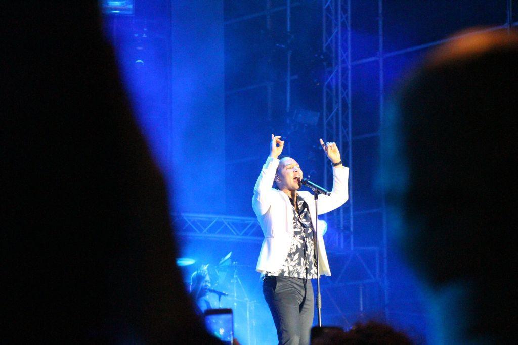 Soul Beach Music Festival Lights up Aruba Once Again