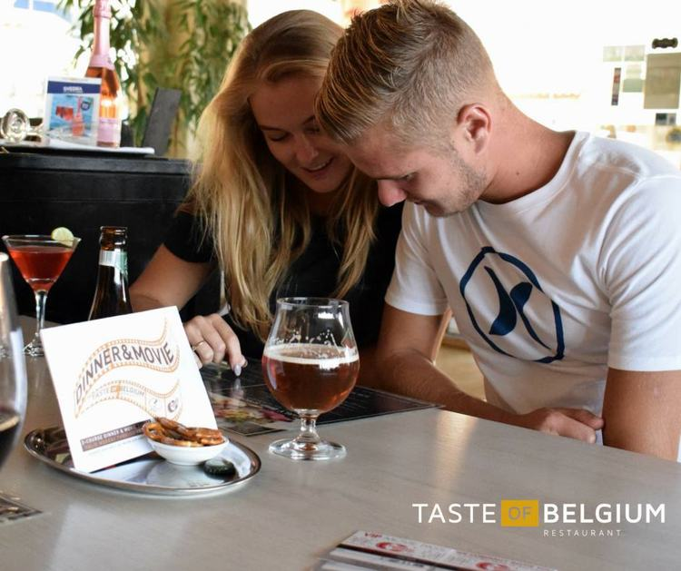 taste-of-belgium-aruba-dinner-and-movie-date-night