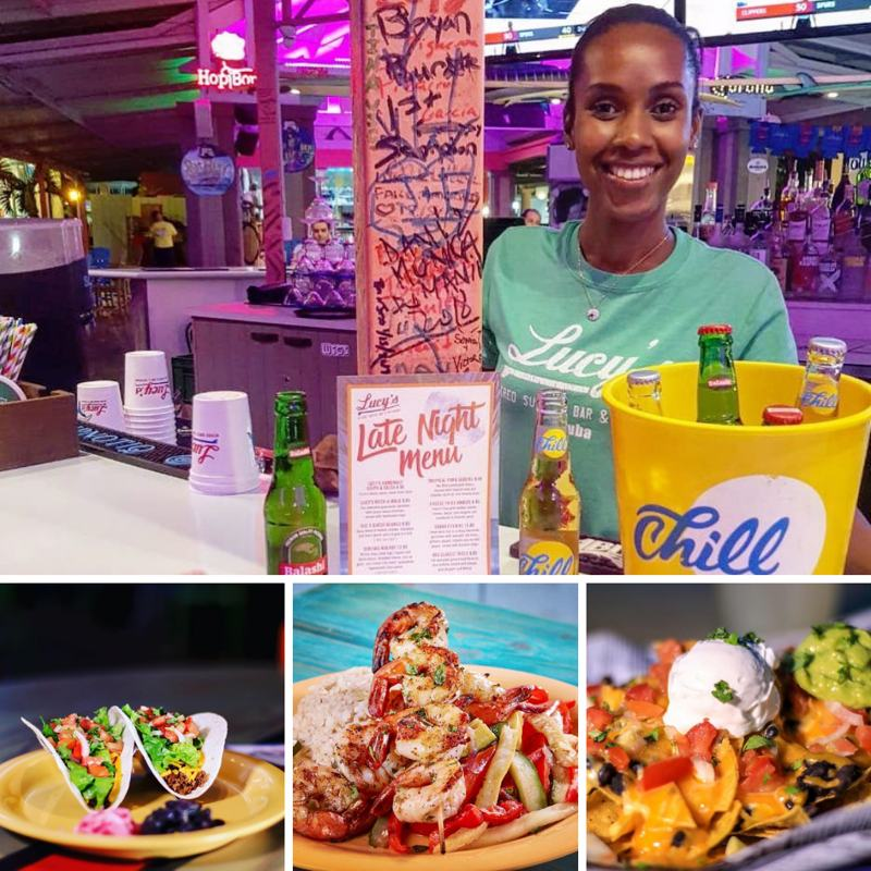 lucys-retired-surfers-bar-and-restaurant-late-night-food-aruba