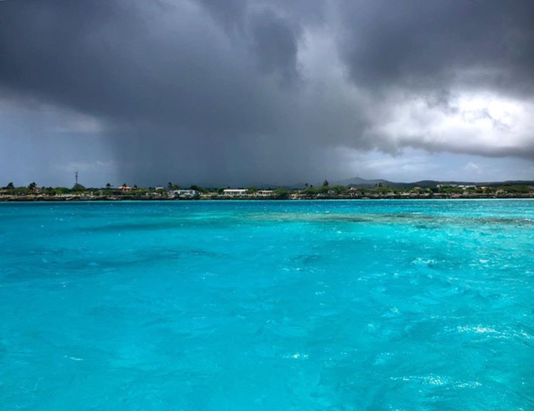 How to Find Sunshine on a Rainy Day in Aruba