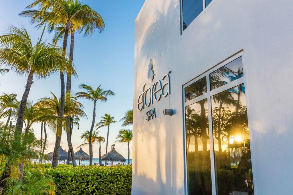 Girls Day at Hilton Aruba's EFOREA Spa!