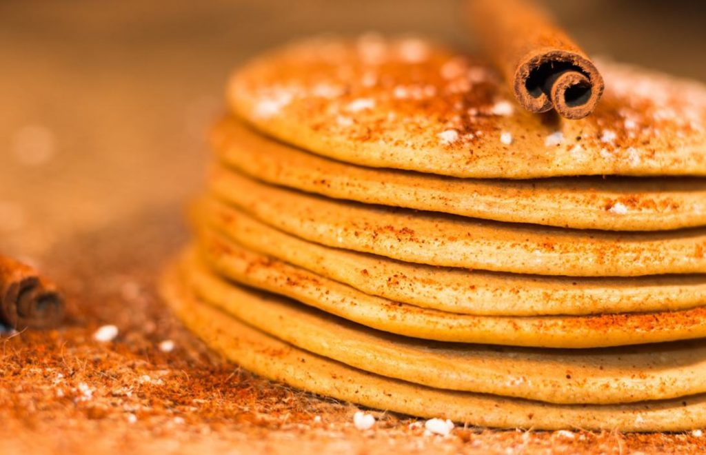 Spice up the Holiday Season in Aruba with Pumpkin Pancakes