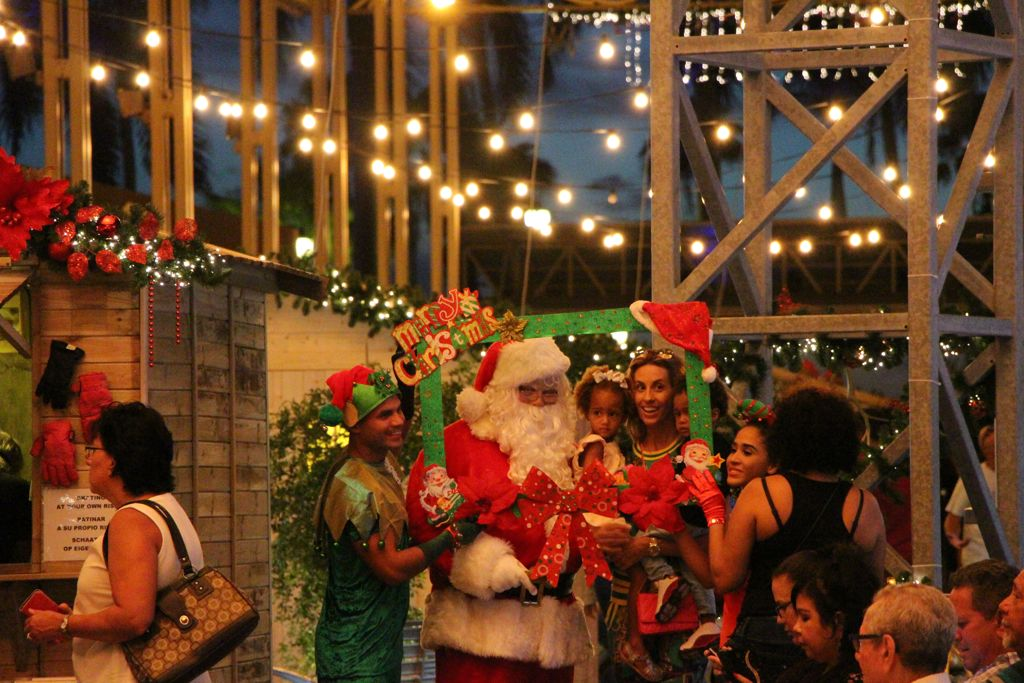 Holly Jolly December Events in Aruba