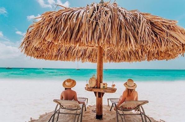 Aruba Beach Etiquette 101