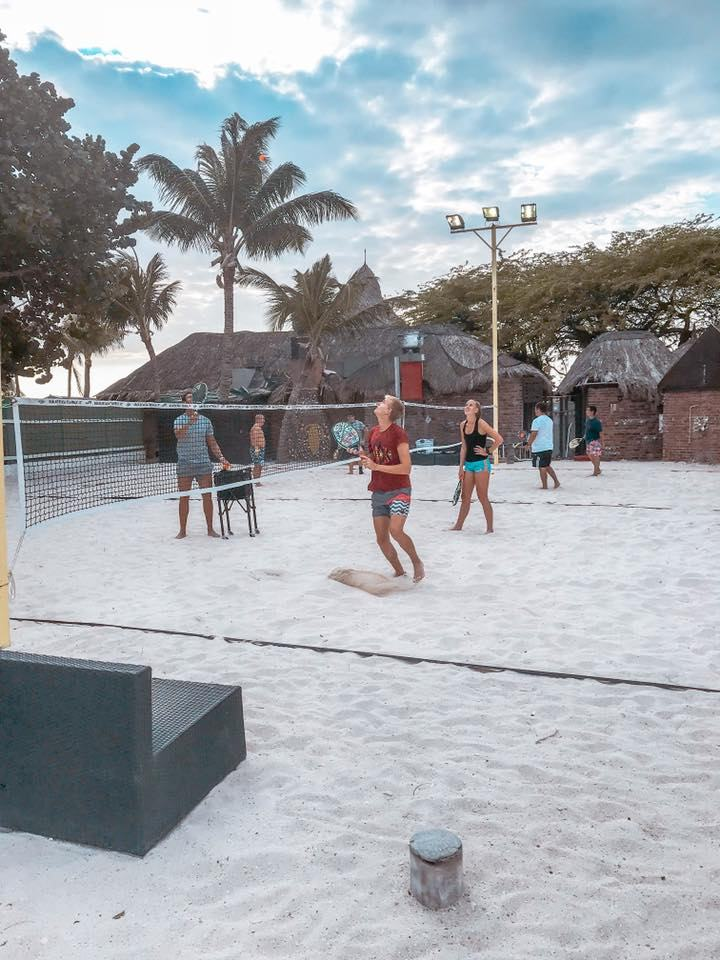 photo-by-Beach-Tennis-Moomba-next-to-holiday-inn-aruba-resort-and-marriott-2019