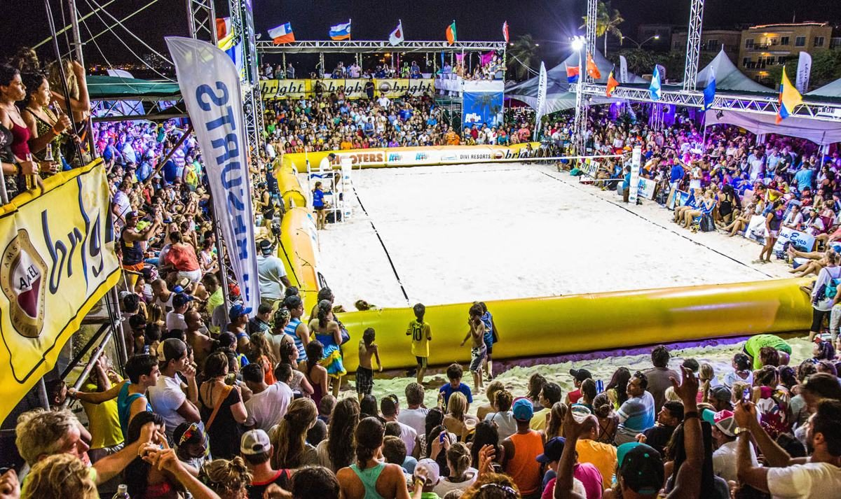 Where to Play Beach Tennis in Aruba