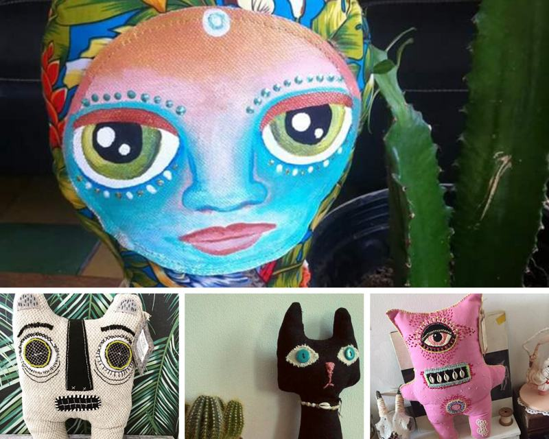 Luna_and_the_Wolff_moon_monsters_dolls_toys_shop_local_holiday_christmas_gifts_aruba