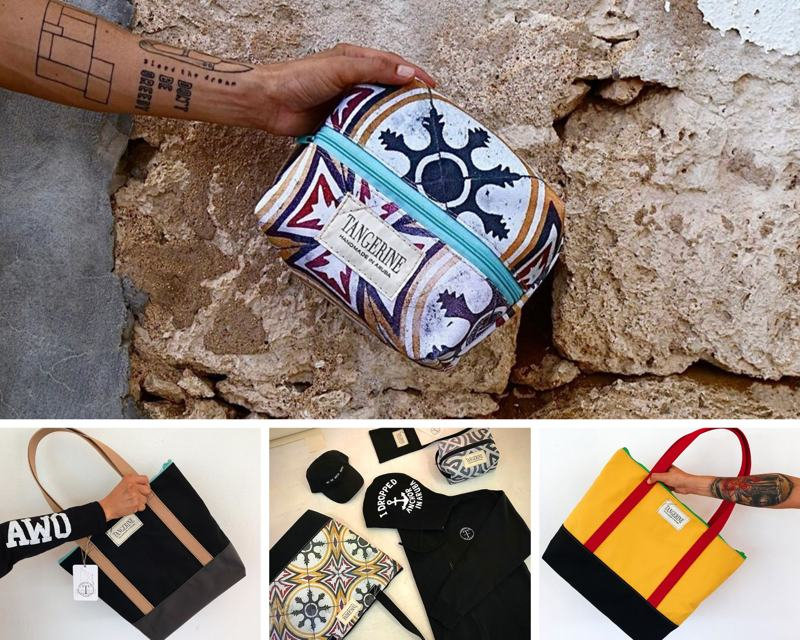TANGERINE_bags_pouches_handcrafted_totes_shop_local_holiday_christmas_gifts_aruba