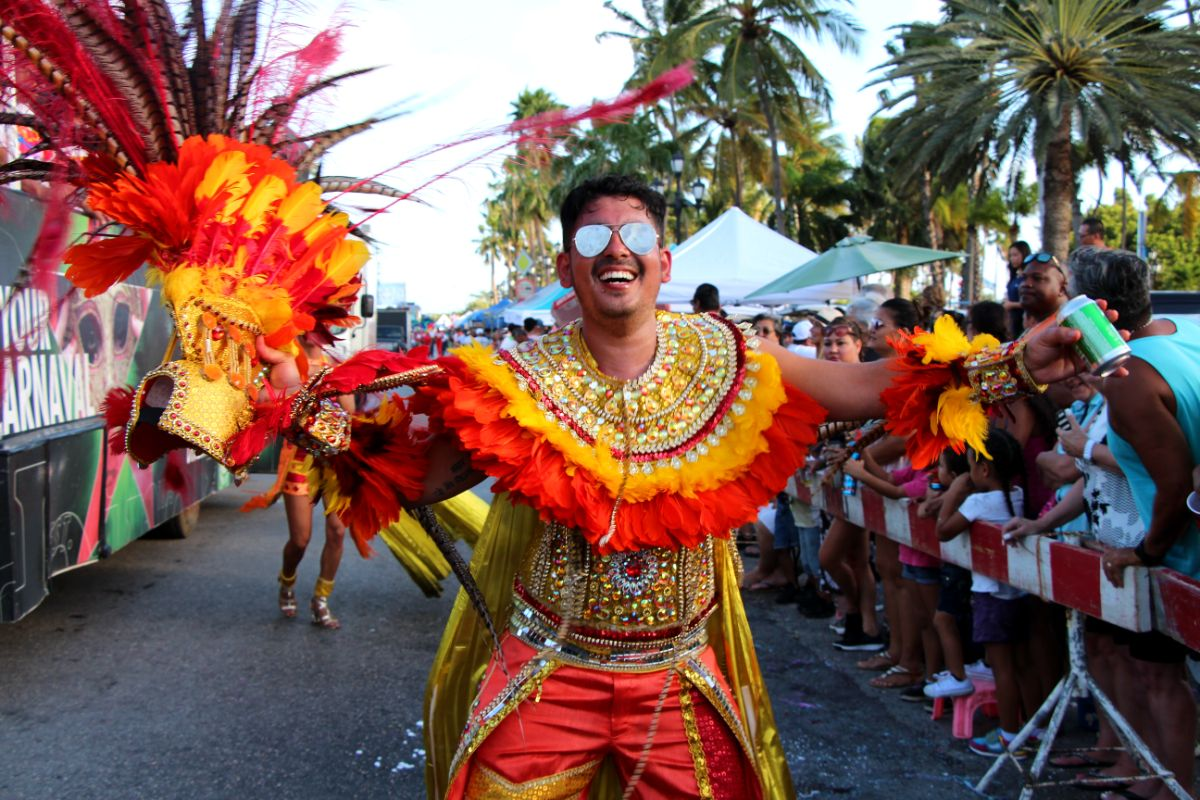 Carnival Throwback: Colorful Costumes of the Last Decade
