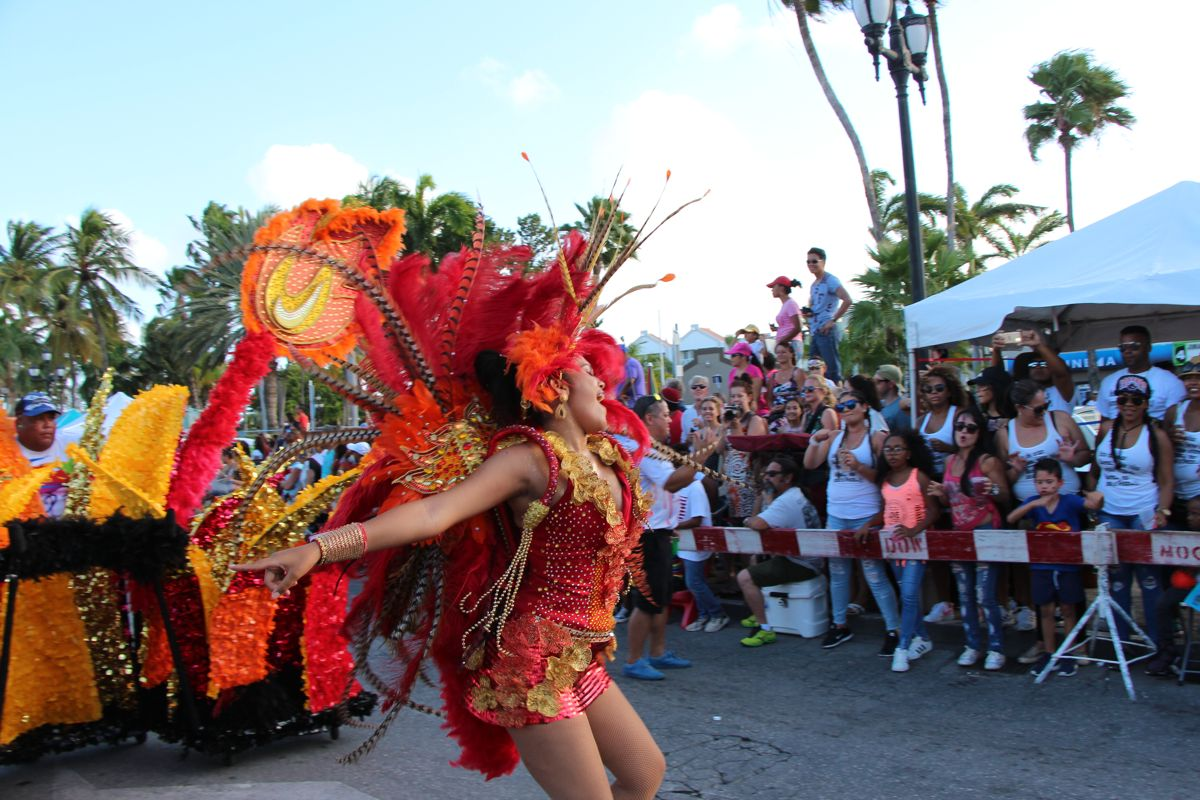 Papiamento Words People Say During Aruba's Carnival