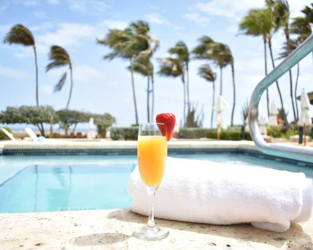 Cheers to a Very Bubbly Sunday Brunch in Aruba