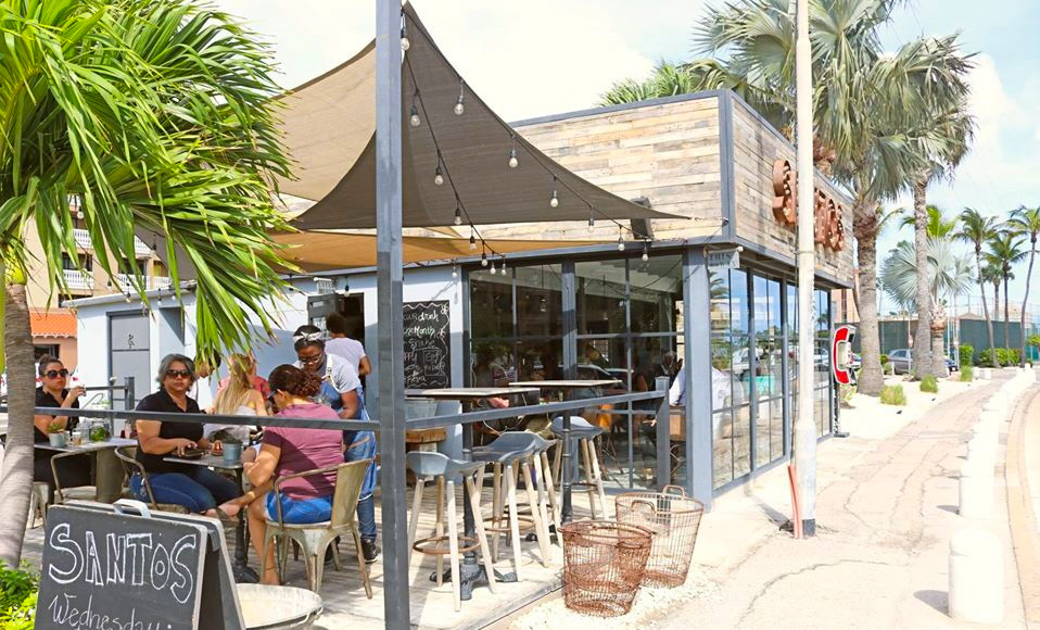 7 Cozy Coffee Spots in Aruba