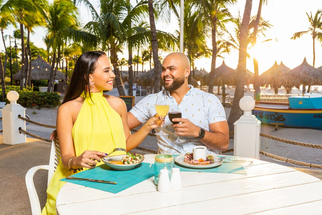 Where to Dine with your Valentine in Aruba
