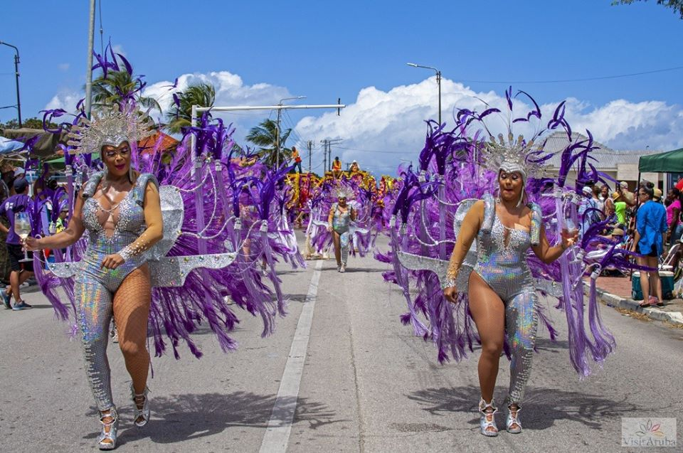 A Look Back at Aruba's 66th Carnival