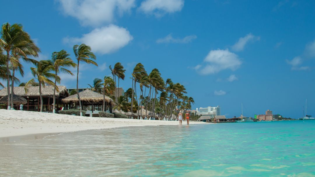 Let's Go Virtual Beach Hopping in Aruba