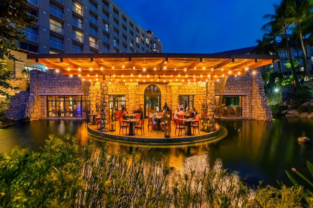Our Picks for Open-Air Dining Options in Aruba