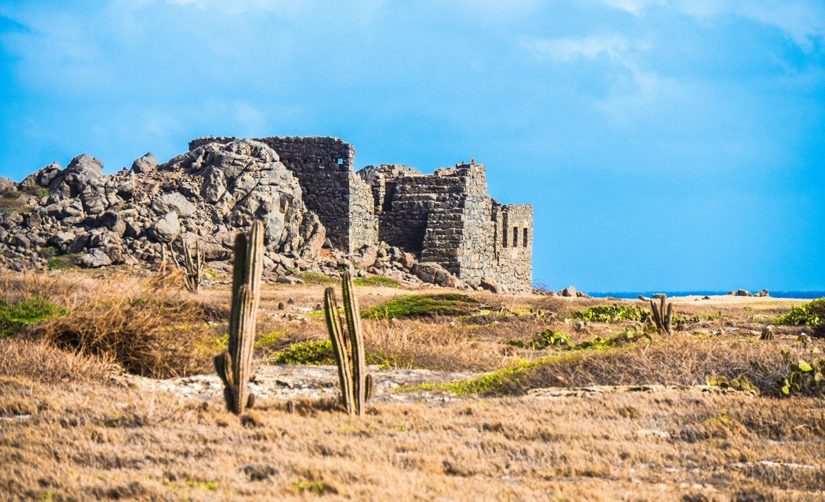 Explore Aruba's Landmarks With Us!