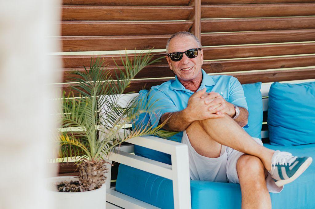 Ewald Biemans: Aruba's Green Guru
