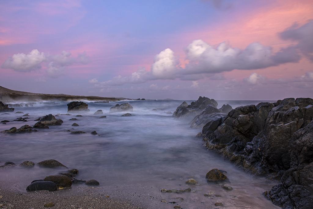 Aruba's Spirited East Coast