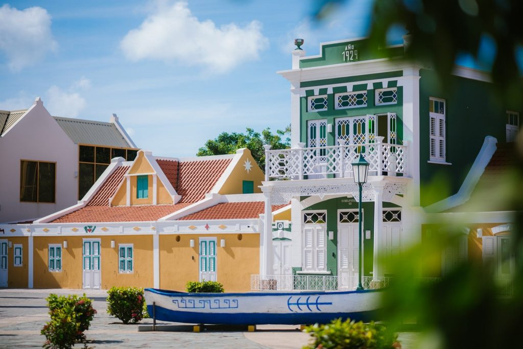 Downtown Aruba Vibes: Oranjestad