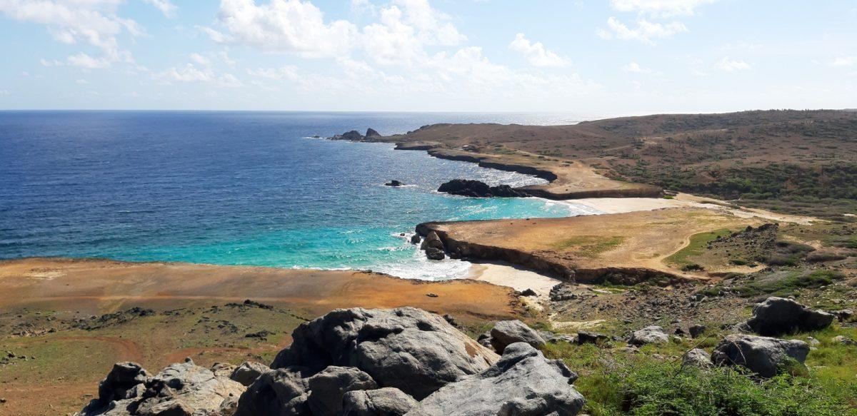 Exploring Aruba's Wild Beaches