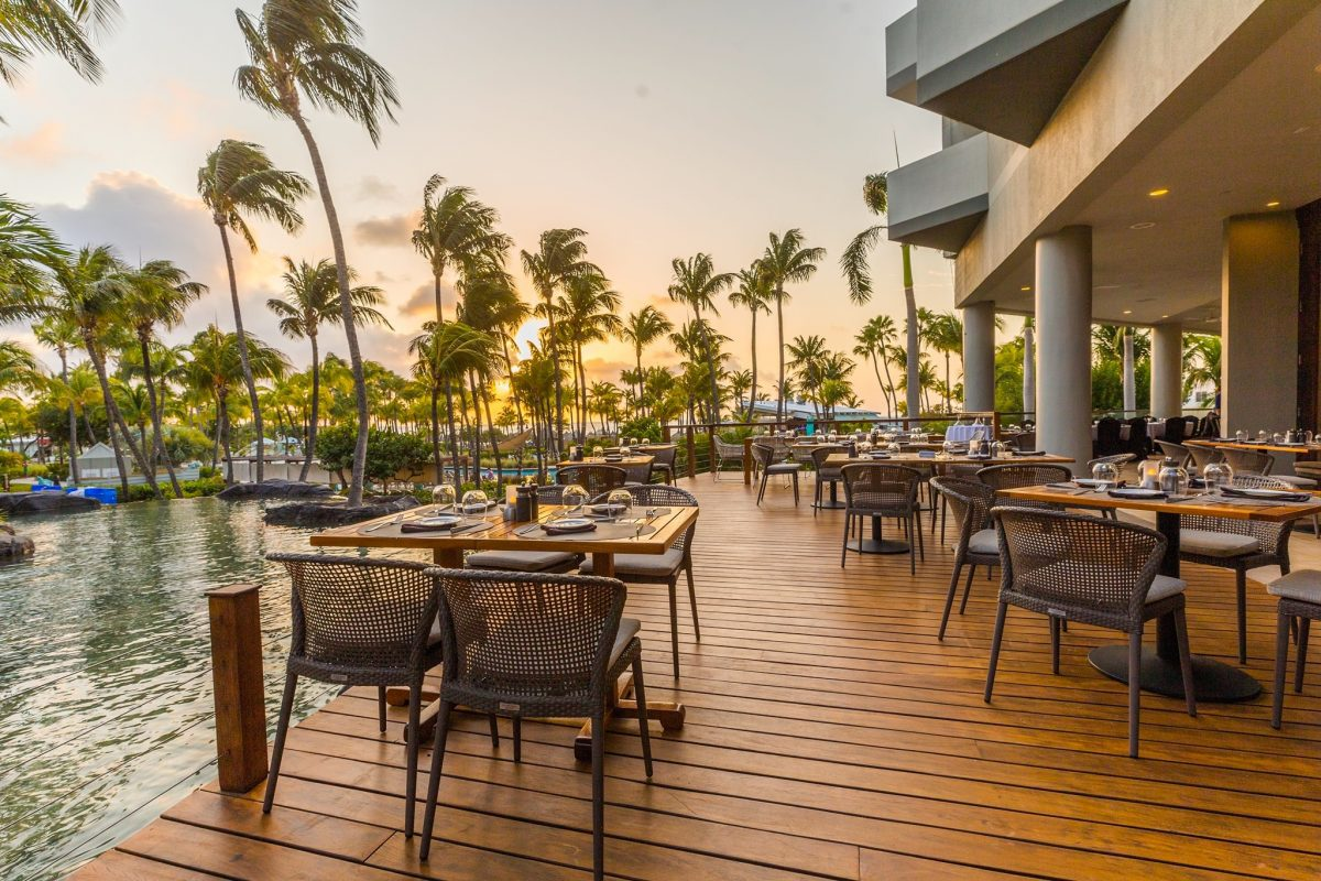 The Culinary Magic of Aruba's Sunset Grille Executive Sous Chef Katia Soujol