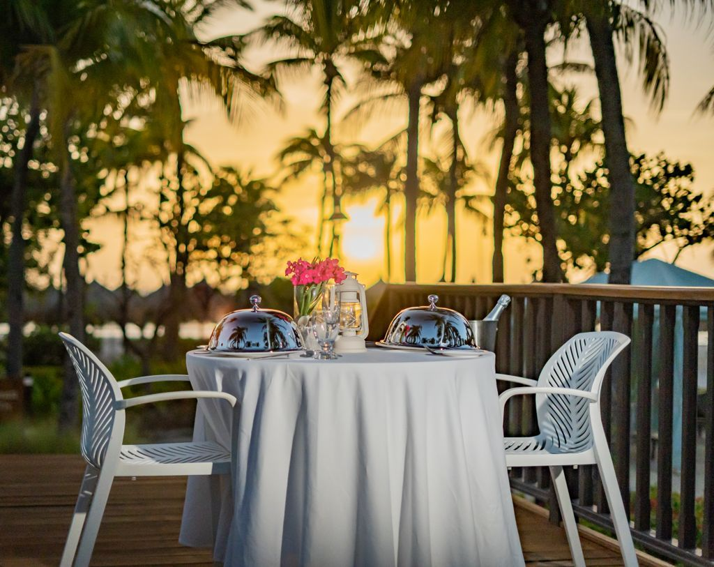 Make it Memorable; An Exclusive Dining Experience With a Side of Sunset