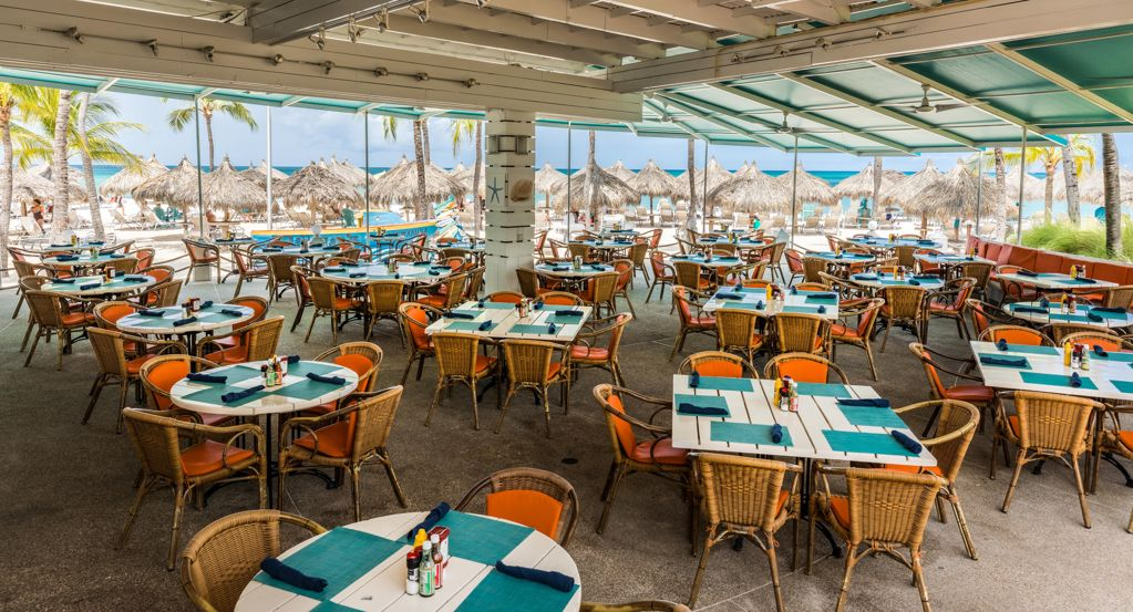 At The Hilton Aruba Caribbean Resort & Casino Delicious New Lunch Menu Introduced At Gilligan's Seafood Shack