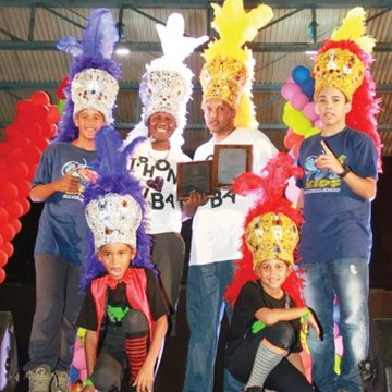 TOB Carnival group Swept away with all 3 Prins and Pancho categories for Carnival 59