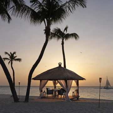 Bucuti & Tara Beach Resorts Honored On Conde Nast Traveler's Gold List