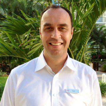 Aruba Marriott Names Tom Calame As Complex General Manager
