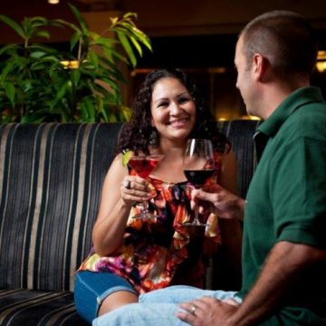 Taste of Belgium Restaurant with a special menu for Valentine's Day