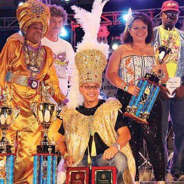 Aruba has a new Tumba King: Jeffrey Kelly